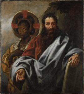 Moïse et sa femme éthiopienne Séphora